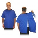 Mens Open Back T Shirt