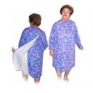 Unisex Splitback Gown